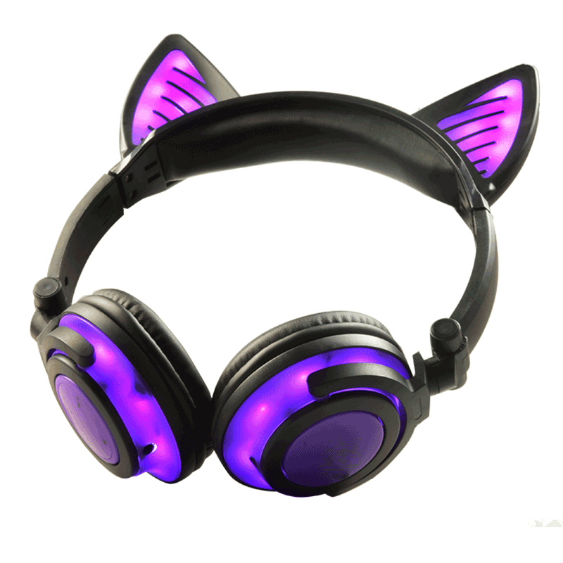 LED Headphone