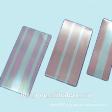 Contact material Silver inlay metal strip for stamping