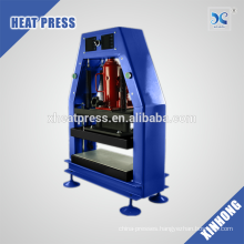 Pneumatic Hydraulic flower rosin weedporn press machine dual heat press 18cmx18cm plates