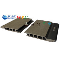 245 * 20 мм деревянная пластиковая композитная настенная панель с CE, Fsg SGS, сертификат