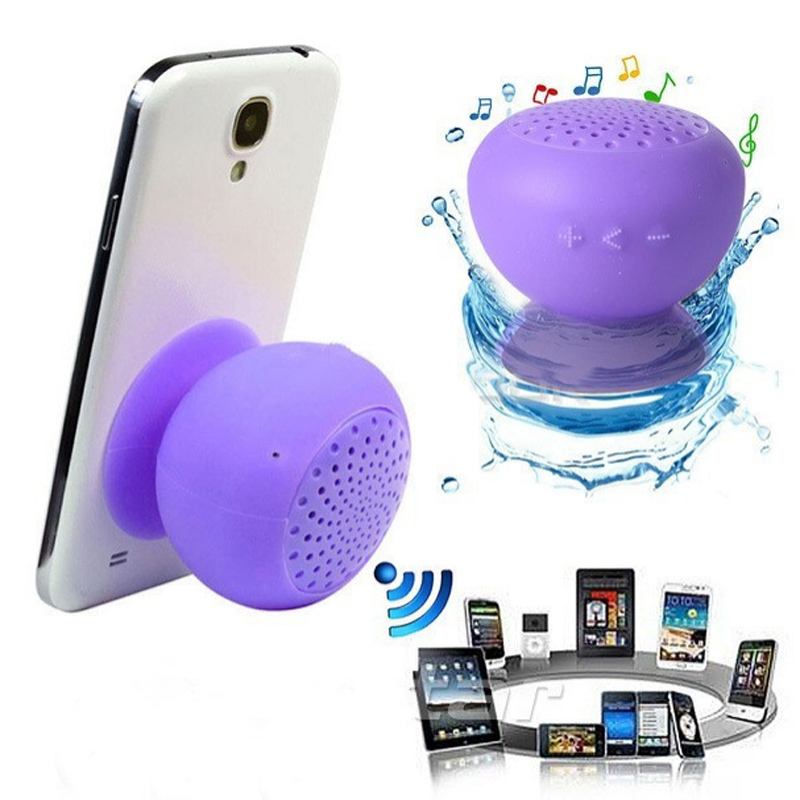 1pcs-Bluetooth-Speaker-Mushroom-Mini-Wireless-Bluetooth-Speaker-Waterproof-Silicone-Sucker-Hands-Free-Speakers