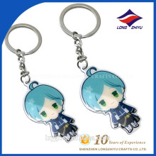 Entwerfen Sie Ihr eigenes Japan Anime Keychain Fake Designer Schlüsselanhänger