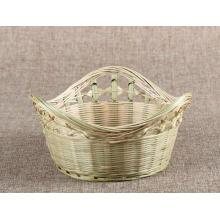 High Quality Handmade Natural Bamboo Basket (BC-NB1016)