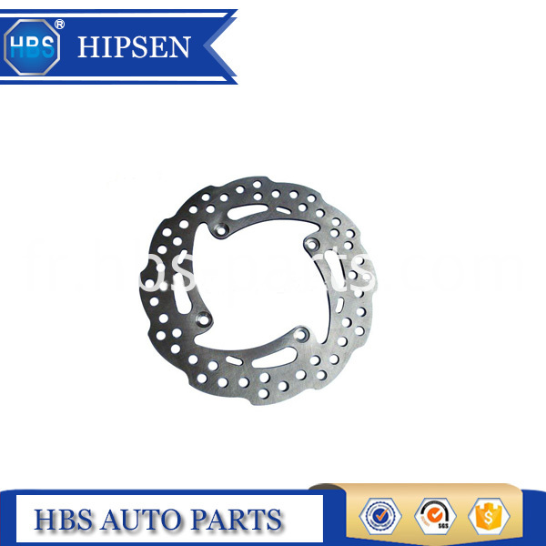 260mm disc brake rotors for motorcycle