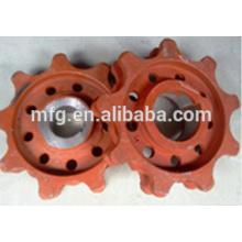 cast iron chain wheel