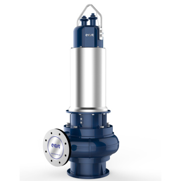 Suministro de la mejor bomba de aguas residuales de alta calidad
