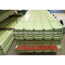 PPGI Sheet Colored Coated Corrugated Steel Roof Tile
