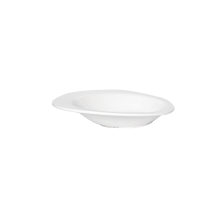 008 Wholesale Custom Hot sale best quality melamine tableware White Plate Kitchen Plates for Restaurant