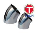 Stainless Seamless And Welded steel 45 Degree Elbow