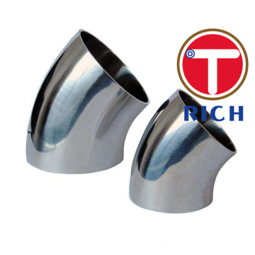 TORICH Welded dan Seamless Stainless Steel ELB 45LR