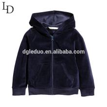 Высокое качество дети осень куртка с капюшоном для мальчика