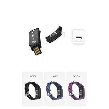 GPS Location Heart rate smart bracelet