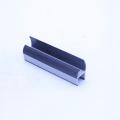 21mm Rubber and plastic strip door seal/rubber seal gasket 072006