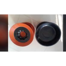 """Tapón limpiador antigiro para cementación de 7 """"para perforación petrolera"""