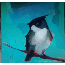 Black Bird Painting