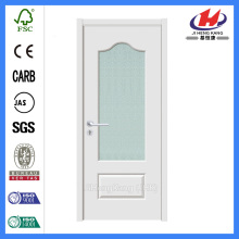 *JHK-G08 Door Design With Glass Glass French Doors Glass Door Price