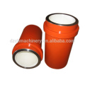 High quality machinery ceramic part zirconia liner