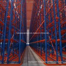 Industrial Warehouse Storage Steel Vna Pallet Shelving