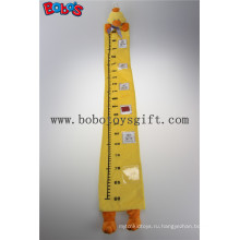 Hang Baby Желтая утка измерения высоты Плюшевая диаграмма роста животных