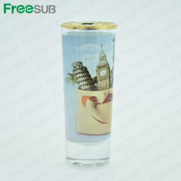 FreeSub Sublimation Small Wine Short Glass Mug