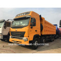 6x4 10 Tires Howo A7 Dump Tipper Truck