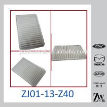 Filtro de aire del coche de la alta calidad OEM: ZJ01-13-Z40 para Mazda