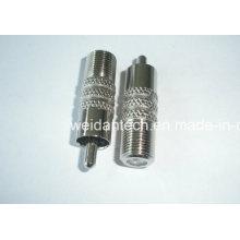 RCA Plug to F Female Converter