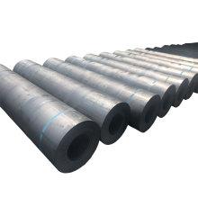 Electrodo de grafito RP 300 mm para planta de acero Irán