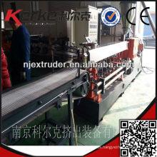 SHJ-65 JiangSu más poderoso mejor precio tornillo y barril de extrusora de plástico máquina