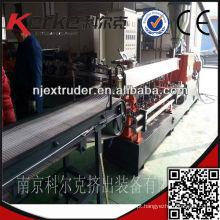 SHJ-65 JiangSu mais poderoso melhor preço parafuso e barril para máquina de extrusão de plástico