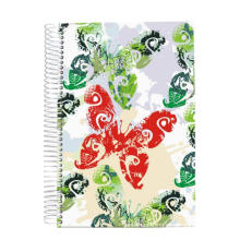 High Quantity Hardcover spirale Notebook pour Wholesole