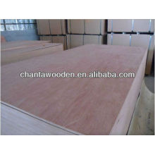linyi BB grade 5mm bintangor commercial plywood