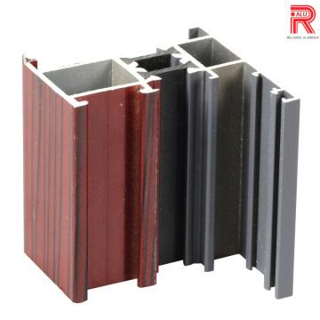 Reliance Aluminum/Aluminum Extrusion Profiles for Argentina Window/Door
