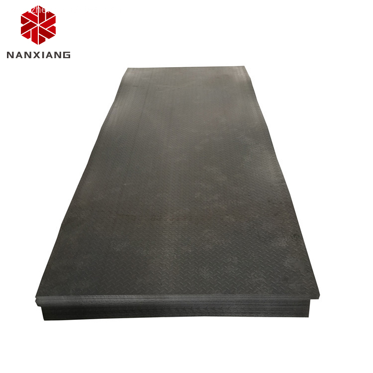 0.4mm thick steel sheet a36 galvanized checkered plate