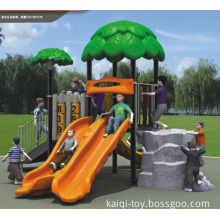 Latest Jungle Series Outdoor Playground Equipment (KQ10023A)
