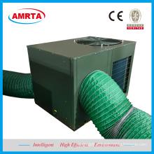 Unidade empacotada do telhado da recuperação de calor