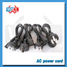 Factory Wholesale 250v 6a power cord with Australia plug