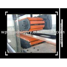 WPC pallet production line