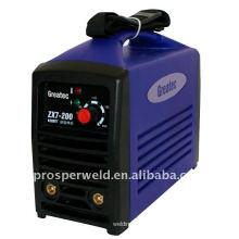 Hochwertige CE-geprüfte DC-Wechselrichter-Lichtbogenschweißmaschine ZX7-200 (IGBT)