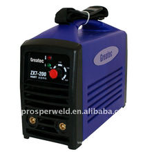 High quality CE approved dc inverter arc welding machine ZX7-200(IGBT)