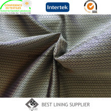 55% Polyester 45% Viscose Mini-Jacquard Lining Fabric for Fashion Suit and Jacket