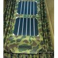 Cargador plegable solar del teléfono móvil de 6W Sunpower para el libro eléctrico del iPad