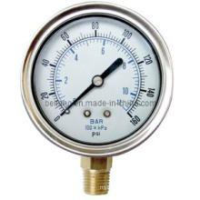 Измеритель давления с указателем (ПМ-у)