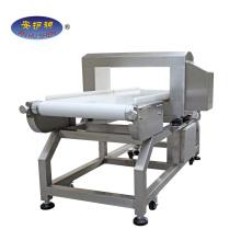 Detector de metais de alimentos. detector para peeling de romã e máquina de trituração
