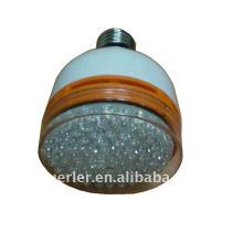 2011 поставщик фарфора e27 4w вело светильник шарика