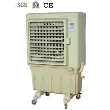Ventilador de aire evaporativo más pequeño para uso doméstico portátil