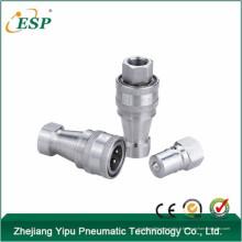 esp ss 316 type proche accouplement rapide pneumatique et hydraulique