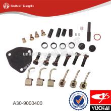Kit de réparation de bloc-cylindres Yuchai A30-9000400 * pour YC6A