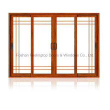 Aluminium Thermal Break Sliding Window with Double Low E Glass (FT-W132)