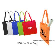 Нетканый мешок с индивидуальным логотипом